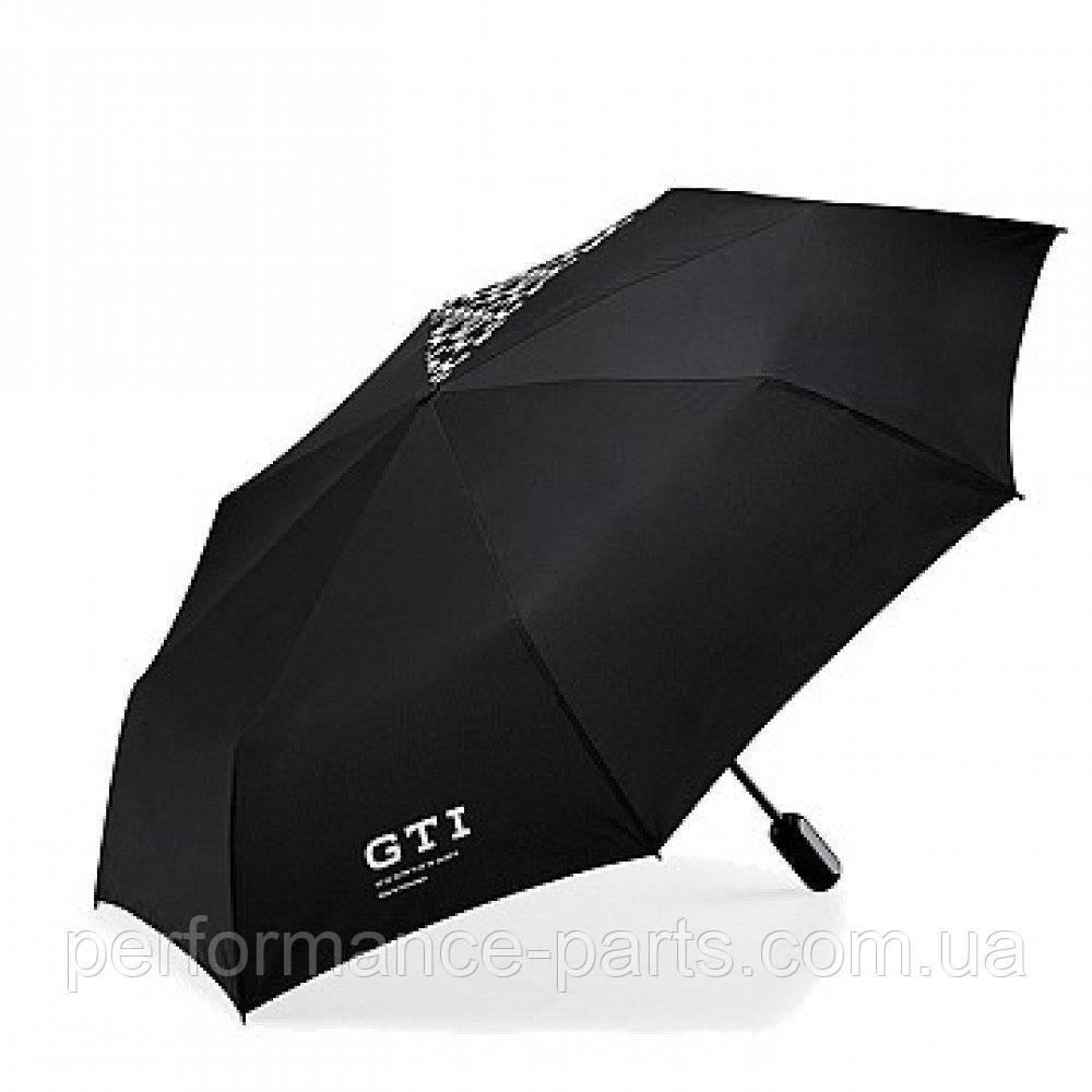Зонт Volkswagen GTI, повністю автоматичний, чорний, 5HV087602