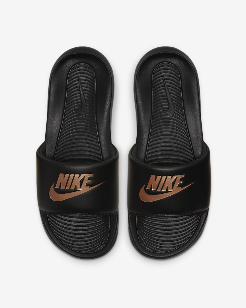 Шлепанцы женские Nike Victori One Slide CN9677-001 Черный