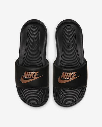 Шлепанцы женские Nike Victori One Slide CN9677-001 Черный, фото 2