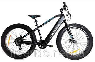 Электровелосипед Crosser E-Fatbike 26 (Al) li-ion 13А 36V / 350W