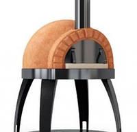 Дровяная печь для пиццы  (каменный купол)