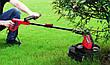 Тример садовий електричний для трави Worcraft EGT07-300, мотокоса електрична 650 Вт, фото 5
