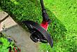 Тример садовий електричний для трави Worcraft EGT07-300, мотокоса електрична 650 Вт, фото 6