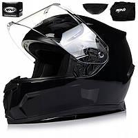 МОТОШОЛОМ Шлем NAXA інтегральний F25/A/L, фото 1