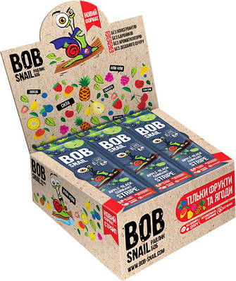Продукты питания для детей Bob Snail