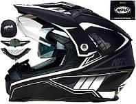 МОТОШОЛОМ Шлем NAXA ENDURO CO3/J/XL, фото 1