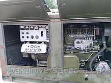 Коммутация военного генератора 10 кВт ДГС-81 с 220В на 380В