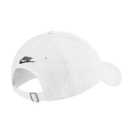 Кепка мужская Nike Sportswear Heritage86 CQ9512-100 Белый, фото 2