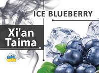 Ароматизатор xi'an Taima Ice Blueberry (Чорниця з холодком)