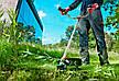 Мотокоса бензиновая (бензотриммер) Worcraft WGT52-280, бензокоса для травы 2800 Вт, фото 5