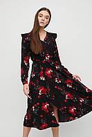 Красиве жіноче плаття в 2х кольорах CATHY