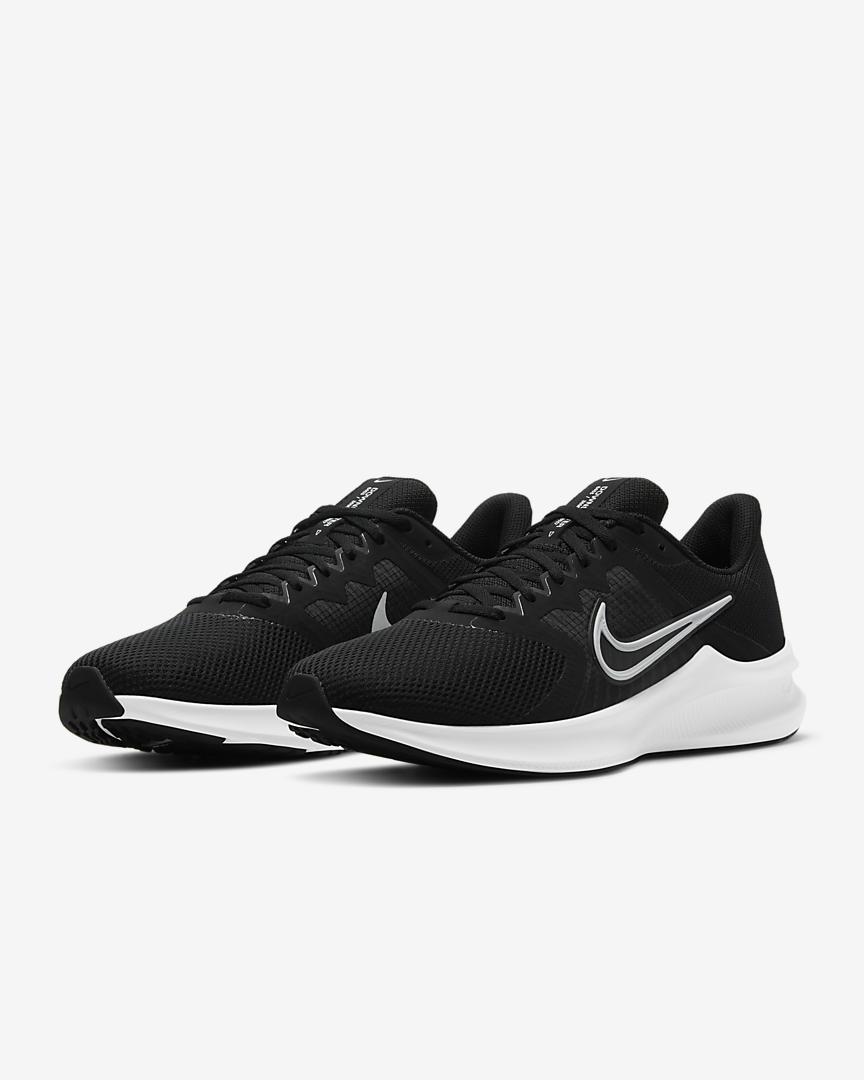 Кросівки чоловічі Nike Downshifter 11 CW3411-006 Чорний