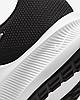 Кросівки чоловічі Nike Downshifter 11 CW3411-006 Чорний, фото 4
