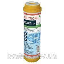 Картридж Filtrons для умягчения 10 Slim