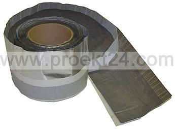 Пароизоляционная оконная лента 70мм*25м (внутренняя)