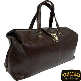Дорожня сумка Italico 8320 moro коричневий