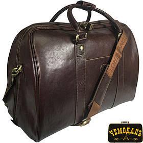 Дорожная сумка Tuscania 9498 moro коричневый