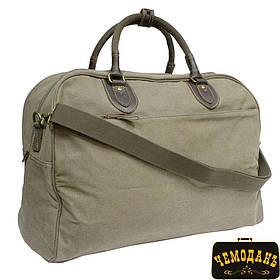 Дорожня сумка тканинна Country 1021 moro коричневий