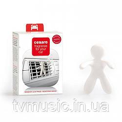 Ароматизатор в машину Mr&Mrs CESARE BOX Fresh Air - White