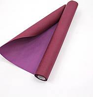 Вишневая рисовая бумага с оттиском для упаковки цветов FLOINGS
