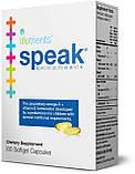 Speak Softgels – 60 Caps. / Speak Спик Омега 60 капсул, фото 6