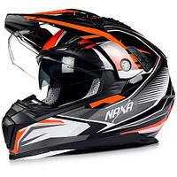 МОТОШОЛОМ Шлем NAXA ENDURO CO3/H/XXL, фото 1
