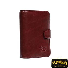 Блокнот карманный кожаный Italico 1649 rosso красный