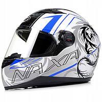 МОТОШОЛОМ Шлем NAXA інтегральний F20/C/L, фото 1