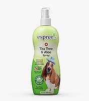 Спрей Espree на основе органического алоэ вера для красоты и здоровья кожи, 355 мл