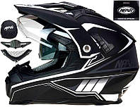 МОТОШОЛОМ Шлем NAXA ENDURO CO3/J/L, фото 1