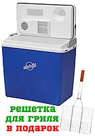 Автохолодильник Ezetil 24л в машину термоэлектрический E-24 Mirabelle 12В и 230В