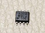 Микросхема SI9241A SOP8 ( Vishay )  приемопередатчик автодиагностики ISO-4141. Оригинал ., фото 3