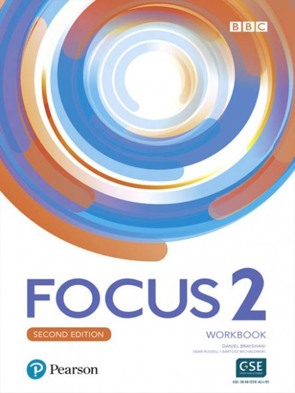Focus 2 2nd edition. WB