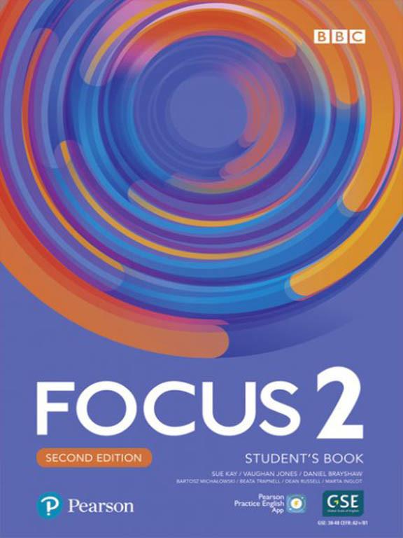 Focus 2 2nd edition. SB