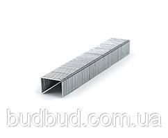 Скоби для степлера розжарені 8*0,7*11,3мм  А53 (24-008) POLAX