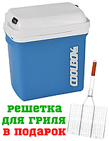 Автохолодильник Ezetil 25л в машину термоэлектрический E-25 12В