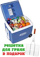 Автохолодильник Ezetil 40л в машину термоэлектрический E40М 12В и 230В