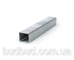 Скобы для степлера каленые 10*0,7*11,3мм  А53 (24-009) POLAX