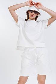Жіночий костюм шорти і футболка