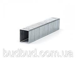 Скоби для степлера розжарені 10*0,7*11,3мм А53 (24-009) POLAX