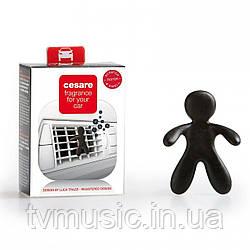 Ароматизатор в машину Mr&Mrs CESARE BOX Cedar Wood - Black
