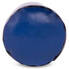 Мішок боксерський Шоломоносний Шкіра h-95см Великий шолом 16кг BOXER 1004-01, фото 2