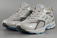Кросівки чоловічі унісекс сірі літні Royyna 040M Ройна Бона Bona сітка Розміри 41 42 43 45, фото 1