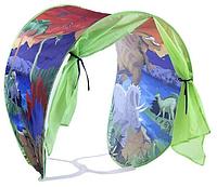 Детская палатка мечты зеленая Dream Tents, игровая палатка детская