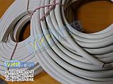Силиконовый шнур уплотнитель 25,0 мм, фото 2