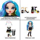 УЦЕНКА! Кукла Рейнбоу Хай Амайя Рейн - Rainbow High Amaya Raine Fashion Doll S2 572138 Оригинал, фото 5