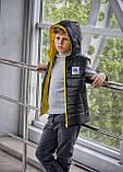 Стильный жилет для мальчика Спорт, фото 2