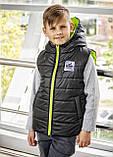 Стильный жилет для мальчика Спорт, фото 5