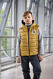 Стильный жилет для мальчика Спорт, фото 7