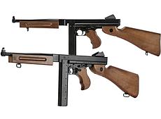 Пистолет-пулемет Umarex LEGENDS M1A1 Legendary